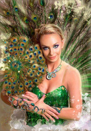 Портрет по фото, подарок на 14 февраля Ижевск
