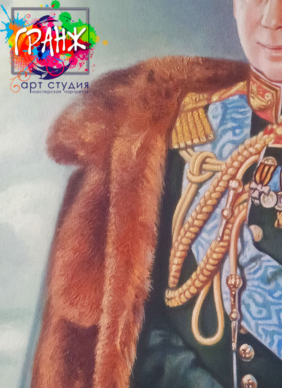 Заказать портрет маслом по фотографии в Ижевске