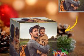 Фотокубик трансформер, купить в подарок Ижевск