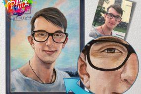 Портретная живопись маслом, купить в Ижевске